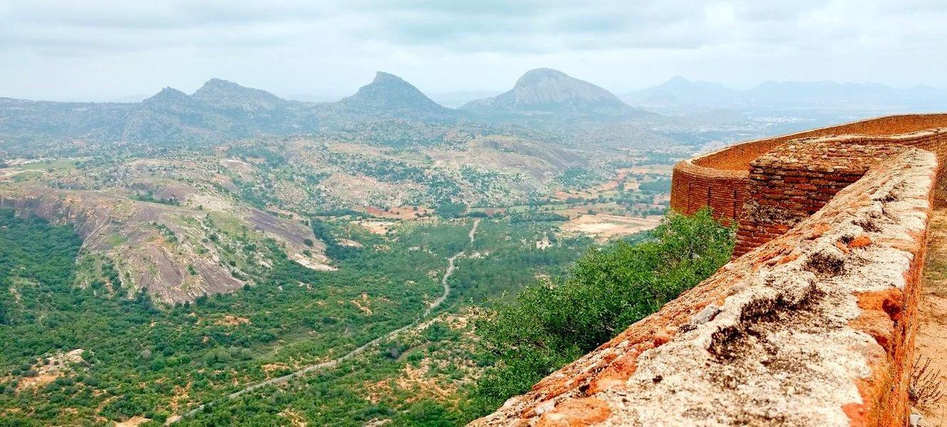 Day Trek to Channarayanadurga - Tour