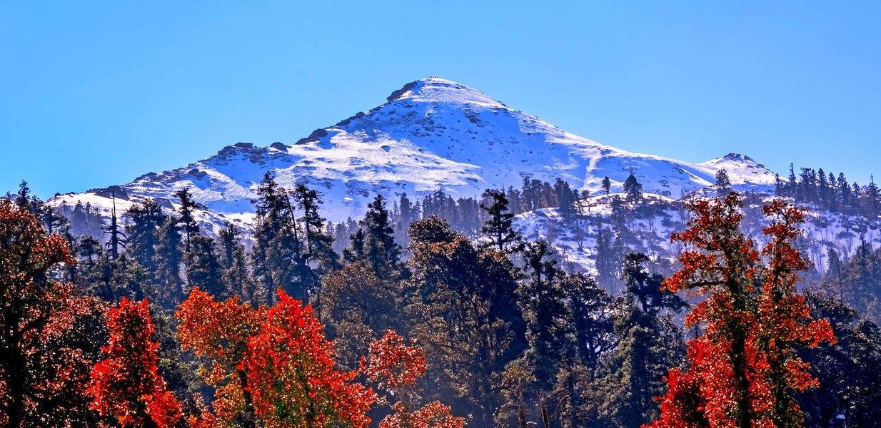 Kedarkantha Trek - Himalaya - Tour