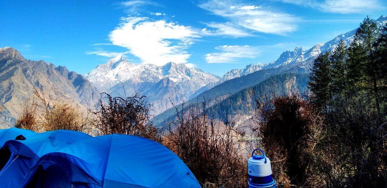 Kuari Pass Trek – Himalayas - Tour