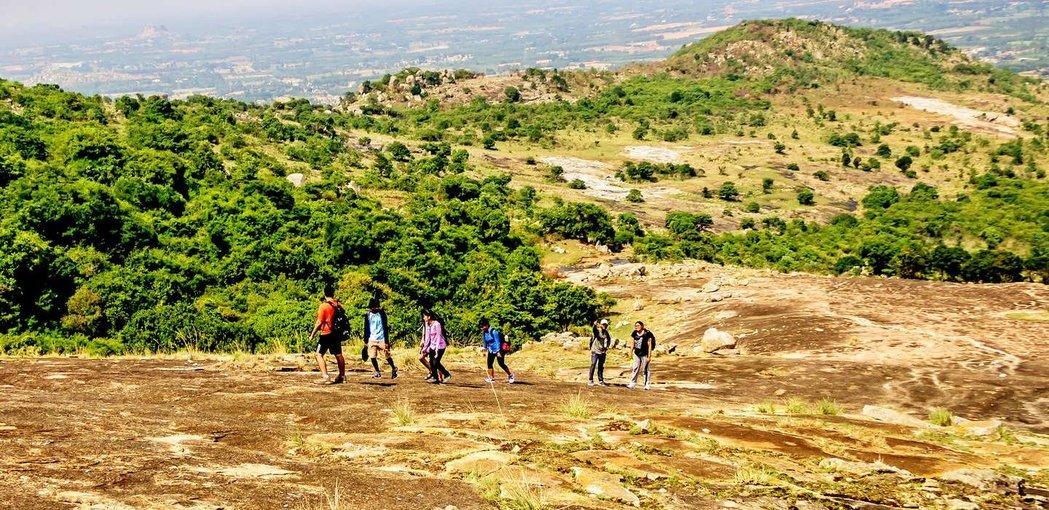 One Day Trek to Chennagiri - Tour
