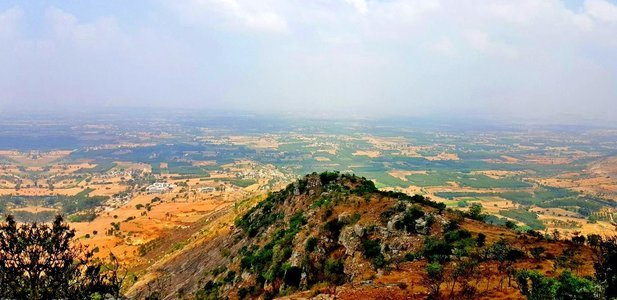 One Day Trek to Nandi Durga (Horagina Betta)