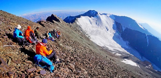 Stok Kangri Expedition (6153 m)- Ladakh