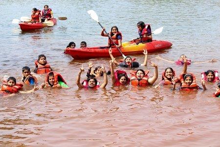 Camp River Wild - Kundalika