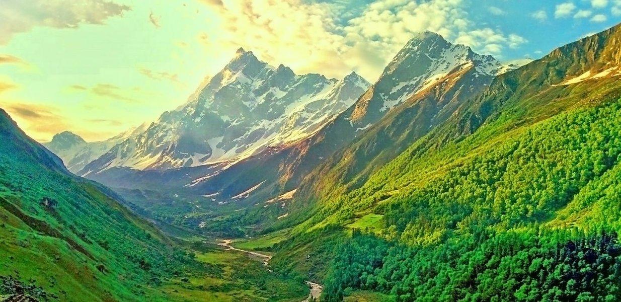 Trek to Har Ki Dun - Himalayas - Tour