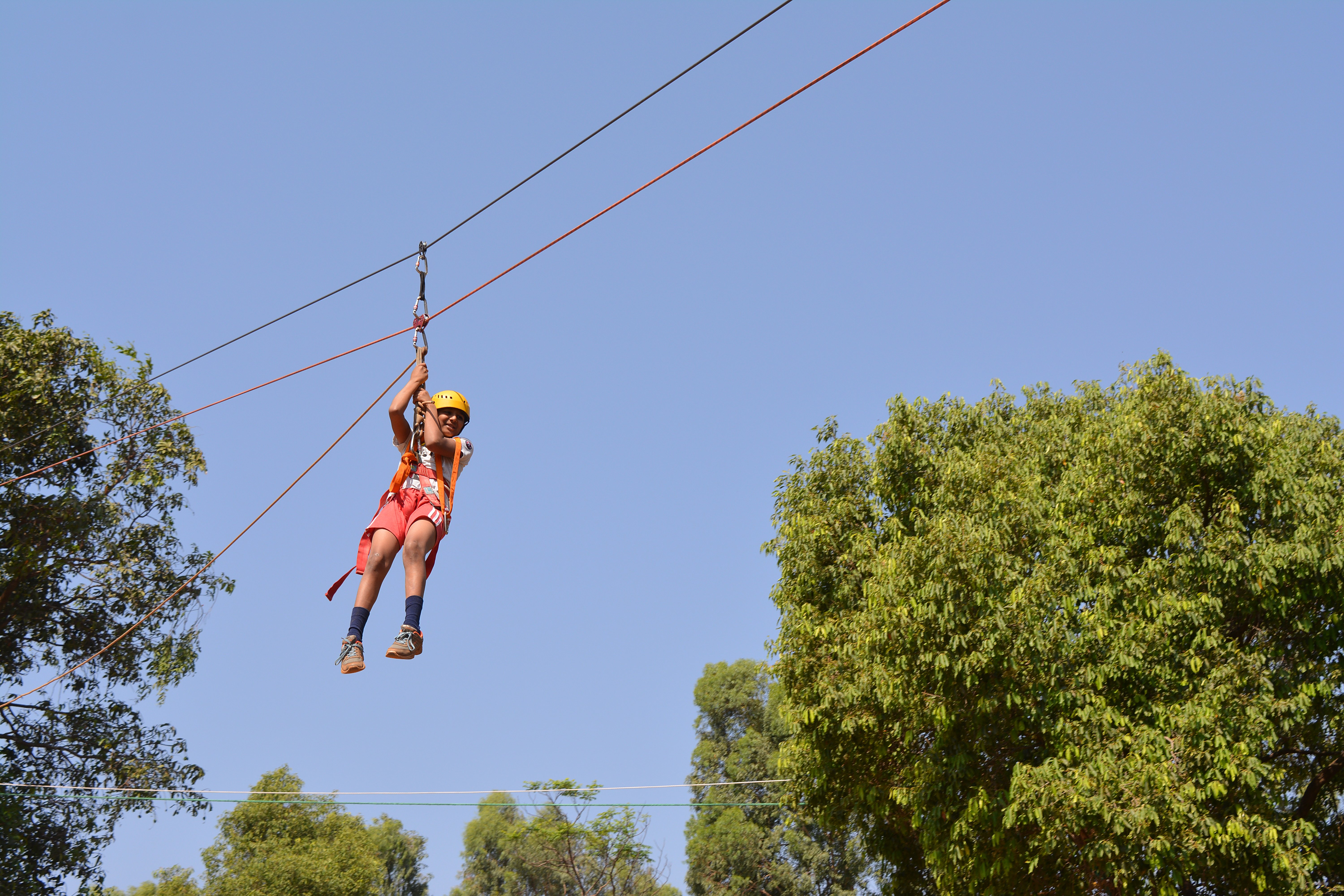 panchgani space adventure camp foliage outdoors