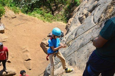 Kamshet Adventure Camp