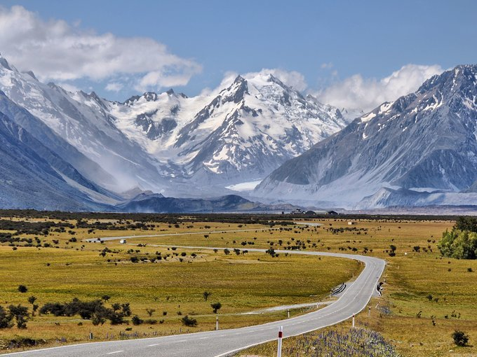 Mount Cook Day Tour, Sightseeing in Christchurch - Tour