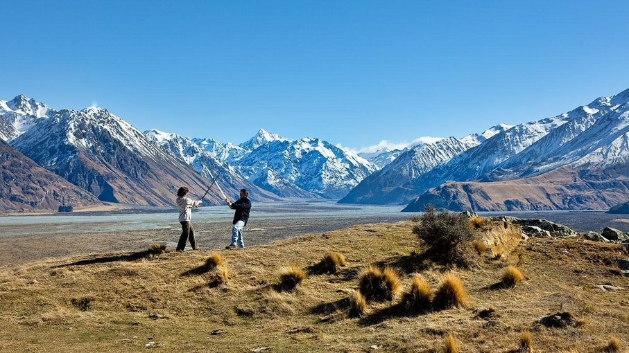 Lord of the Rings: Edoras Tour, Sightseeing in Christchurch - Tour