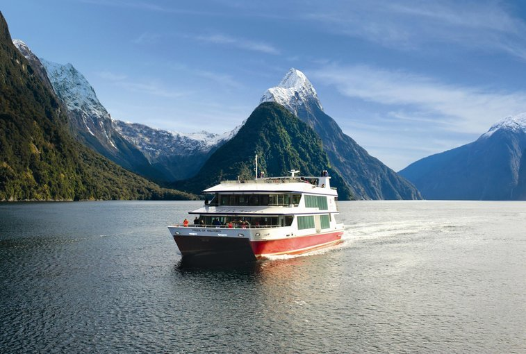 Milford Sound Tour with Lunch, Sightseeing in Queenstown - Tour