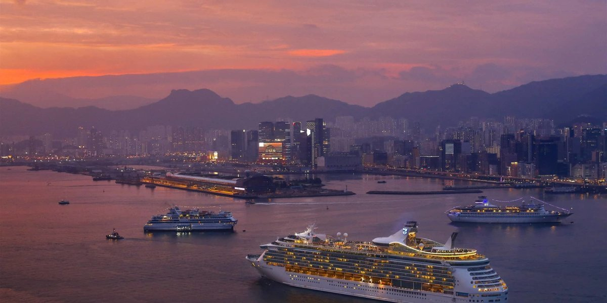 Kai Tak Cruise Terminal to HKG Airport, Transfers in Hong Kong - Tour