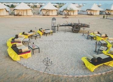 Desert Adventure Camp, Jaisalmer - Tour