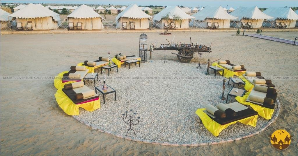 Desert Adventure Camp, Jaisalmer - Tour