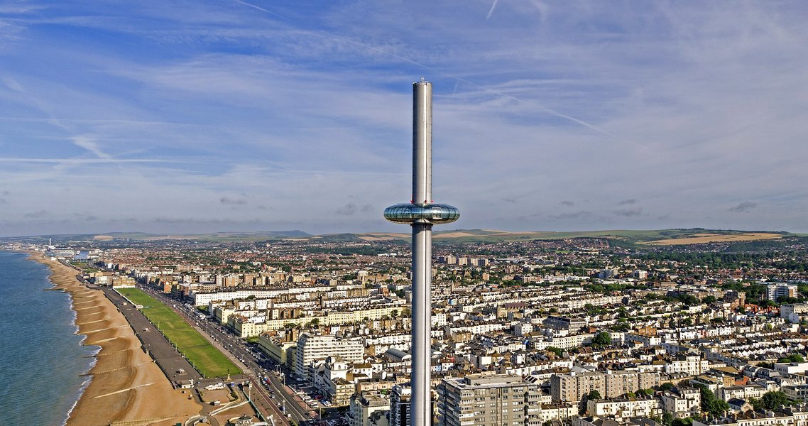 British Airways i360 Tickets in Brighton - Tour