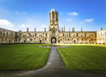 Christ Church College Tickets in Oxford - Tour