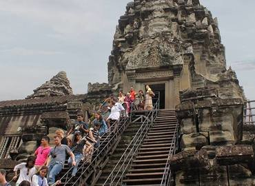 Tour Package to Cambodia 05 Days with Phnom Penh - Tour