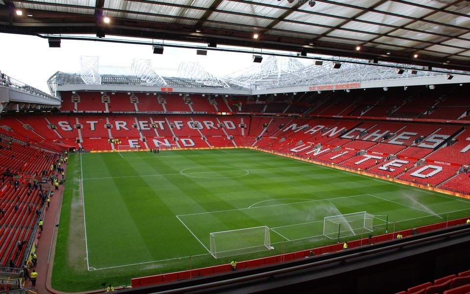 Manchester United Football Club Tickets in England - Tour