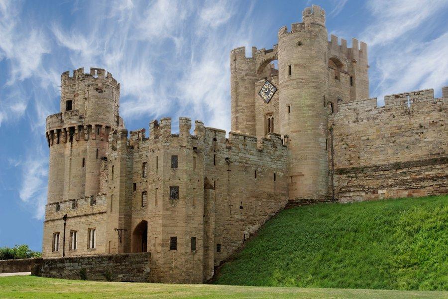 Warwick Castle Tickets in England - Tour
