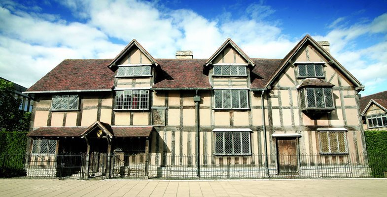 Shakespeare's Family Homes Tickets in England - Tour