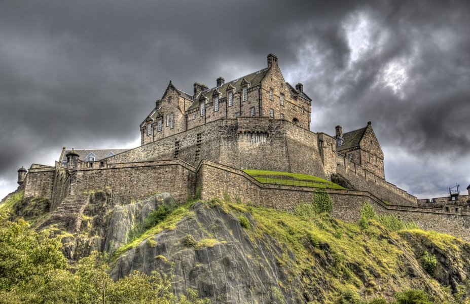 Edinburgh Castle Tickets in Scotland - Tour