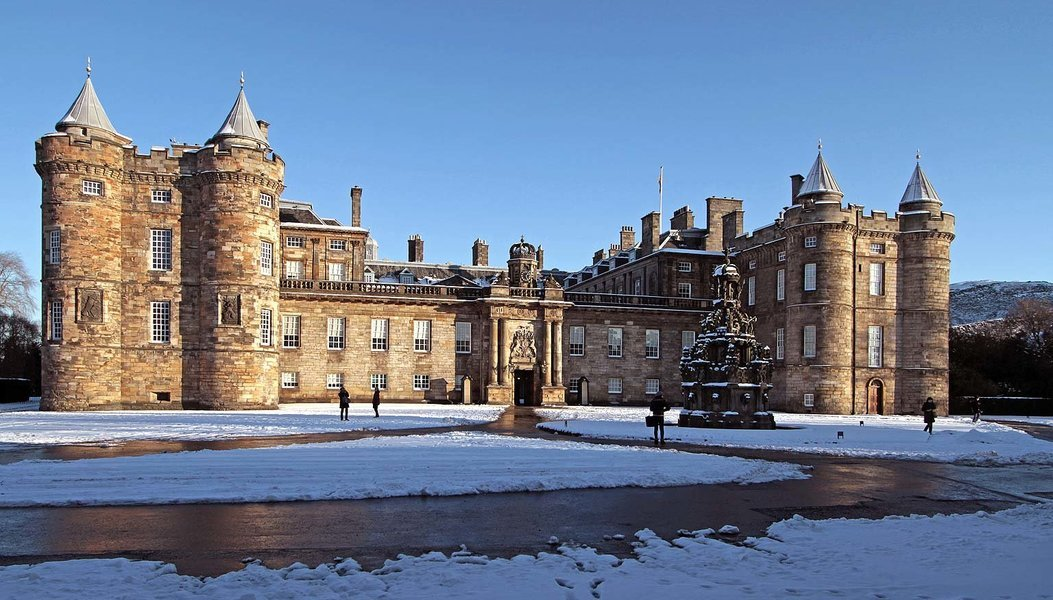 Holyrood House Palace Tickets in Scotland - Tour