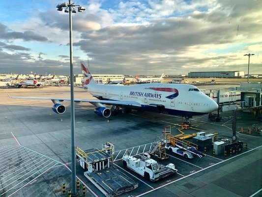 Transfer from Central London Hotel to London City Airport, Private Airport Transfers in London - Tour