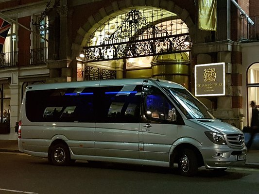 Transfer from Central London Hotel to Gatwick Airport, Private Airport Transfers in London - Tour