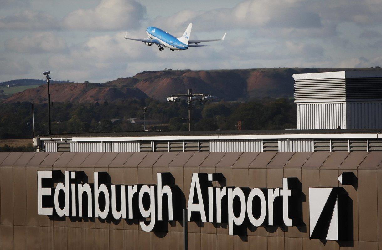 Edinburgh Airport Transfers - Collection