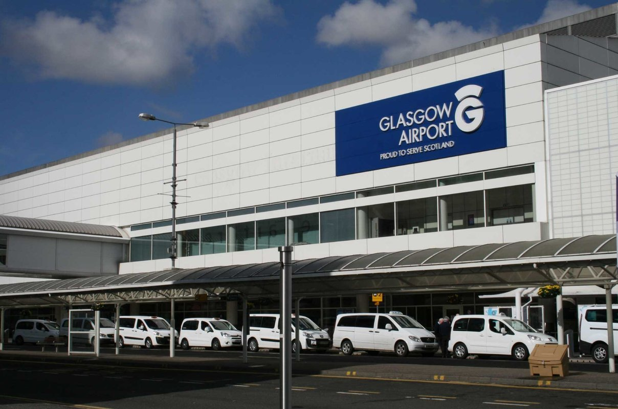 Glasgow Airport Transfers - Collection