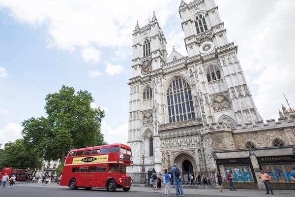 London in Style with Afternoon Tea at Westminster Abbey, Sightseeing in London - Tour