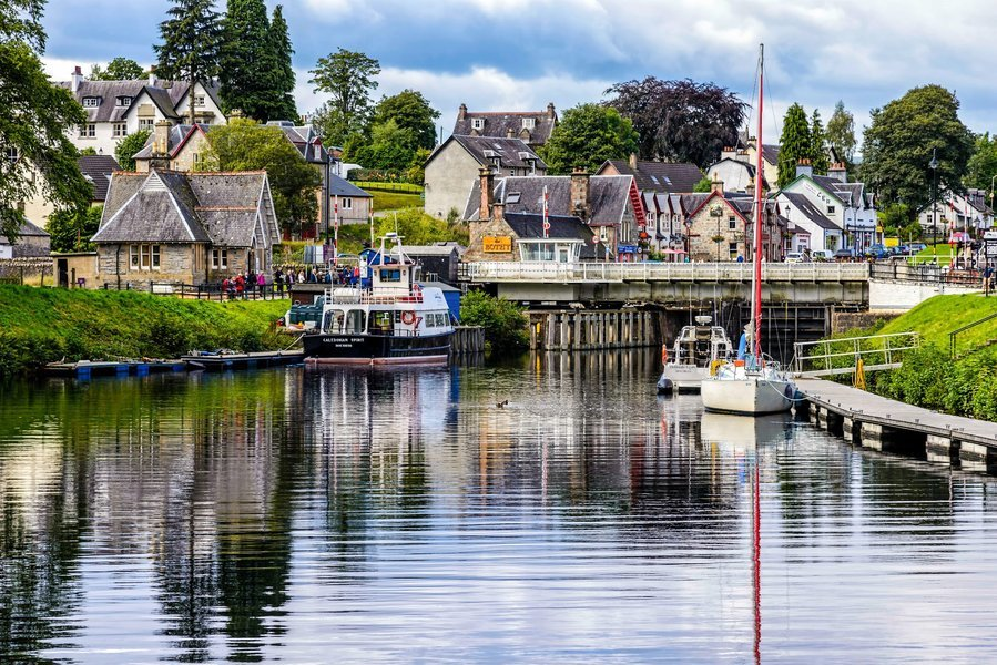Loch Ness, Glencoe and The Highlands Tour, Sightseeing in Edinburgh - Tour