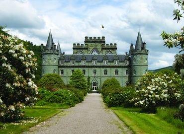 West Highland Lochs and Castles Tour, Sightseeing in Edinburgh - Tour