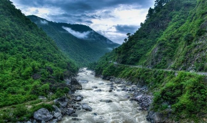 TOUR TO HINTERLAND : KUMAON ECOTOUR - Tour