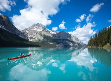 Group Departure to Canada - Canadian Rockies - 07 Days - Tour