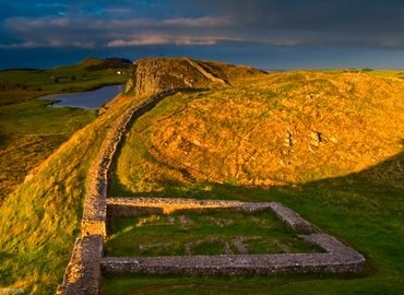 Hadrian's Wall, Roman Britain and the Scottish Borders Tour, Sightseeing in Edinburgh - Tour