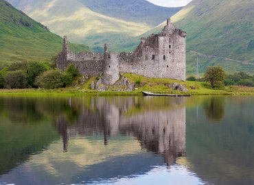 Oban, Glencoe, West Highland Lochs and Castles Tour, Sightseeing in Glasgow - Tour