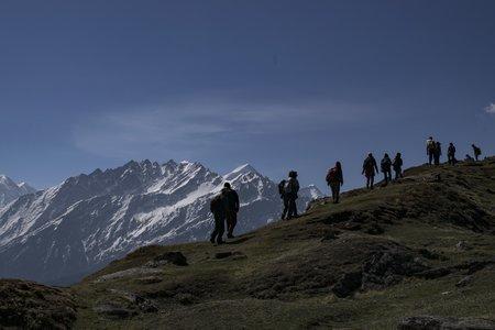 Auli Kuari Pass Trek