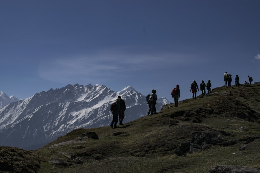 Auli Kuari Pass Trek - Tour