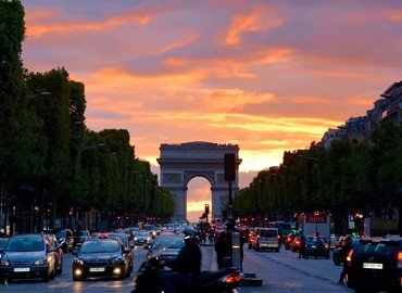 The Magic of Paris Escorted Rail Tour, Sightseeing from London - Tour