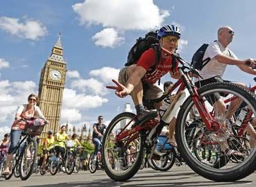 Love London Bicycle Tickets in London - Tour