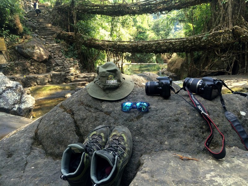 Assisted Backpacking - North East ( Meghalaya & Assam) 10 Days - Tour