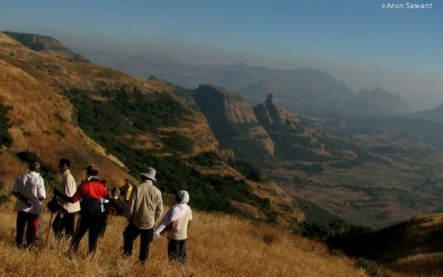 RATANGAD TO HARISHCHANDRAGAD VIA KATRABAI PASS - Tour
