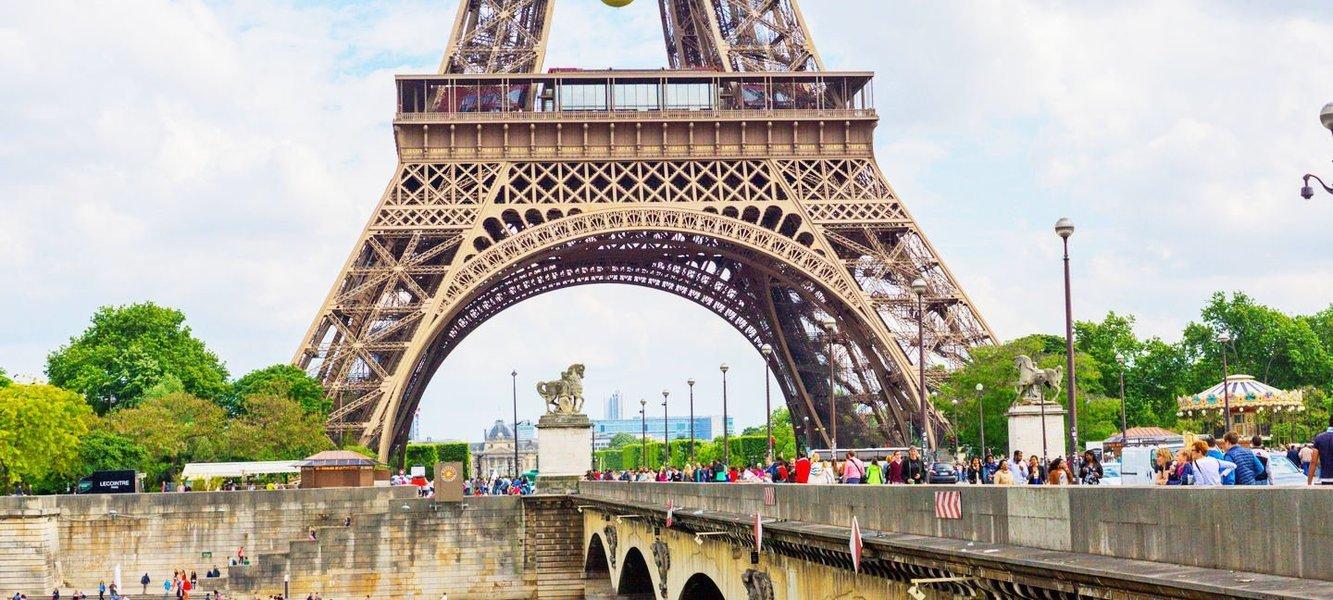 Rome To Paris - Tour