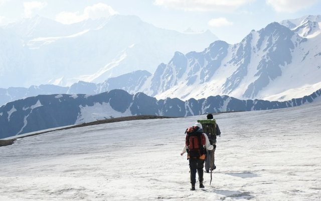 SAR PASS- HIMALAYAN EXPEDITION - Tour