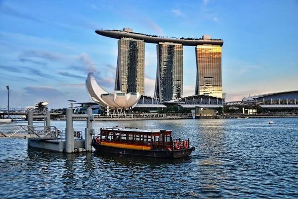 Singapore River Cruise Tickets in Singapore - Tour