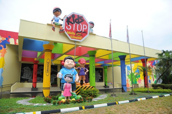 Kids Stop Tickets in Singapore - Tour