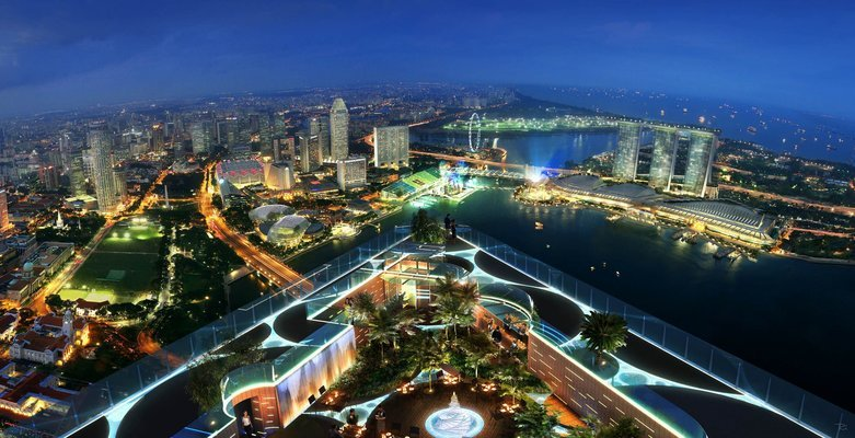 One Altitude Tickets in Singapore - Tour
