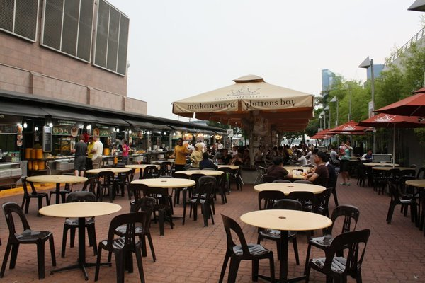 Makansutra Gluttons Bay Tickets in Singapore - Tour