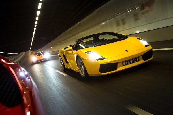 Ultimate Drive Tickets in Singapore - Tour