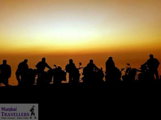 WEEKEND BIKE RIDE TO VELAS & HARIHARESHWAR - Tour