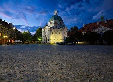 Vienna to Warsaw - Tour